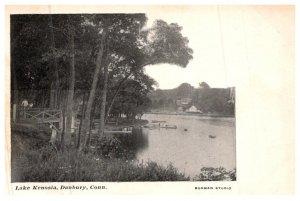 Connecticut Danbury ,  lake Kenosha