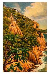 Mexico - Acapulco. Los Flamingos Hotel