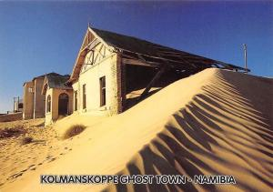 Namibia Kolmanskoppe Ghost Town, The Diamond Mining Town