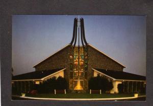 FL Holy Redeemer Catholic Church, Kissimmee Florida Postcard Religious