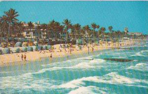 Florida Palm Beach Tropical Floridas First Resort 1957