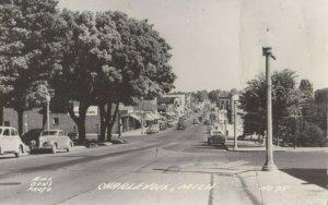 RP: CHARLEVOIX , Michigan , 1930-40s ; Street