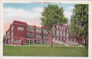 Illinois Springfield High School