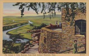 The Adolph S Ochs Museum Point Park Lookout Mountain Tennessee