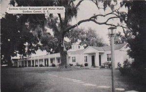 South Carolina Gardens Corner Gardens Corner Restaurant And Motor Hotel