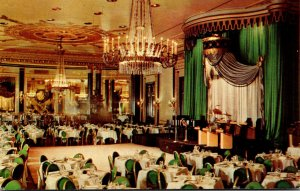 Illinois Chicago Palmer House Empire Room