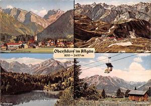 Oberftdorfim Allgau -