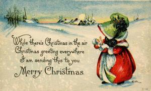 Greeting - Christmas    -   Artist: M. Dulk