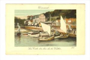 La Cale Du Bec De La Vallee, Dinard (Ille-et-Vilaine), France, 1900-1910s
