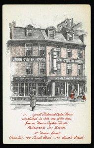 Boston MA - Union Oyster House –