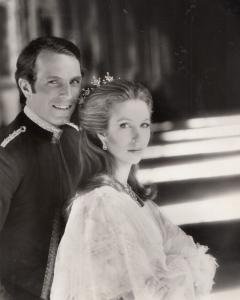 Princess Anne Mark Philips Royal Wedding Date Announcement Press Photo