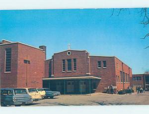 Pre-1980 CHURCH SCENE Dover Delaware DE AD0415