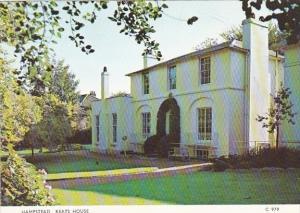 England Hampstead Keats House