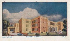 NEW DELHI , India , 1940-50s ; Oberoi Imperial Hotel