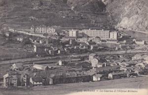 MODANE, Savoie, France, 1900-1910's; Les Casernes Et L'Hopital Militaire