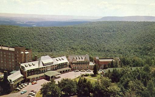 PA - Poconos. Pocono Manor Inn