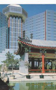 The Great Wall Sheraton Hotel Traditional Chinese Hall - Beijing China - pm 1989