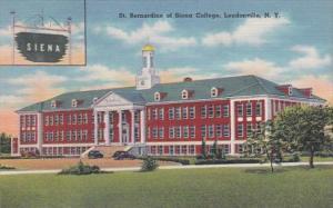 New York Loudonville St Bernardine Of Siena College