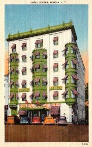 New York Geneva Hotel Seneca