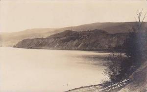 RP, Scene On Okanggen Lake, Penticton, British Columbia, Canada, 1910-1920s