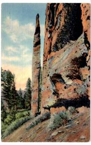 ROBBINS 1205 Chimney Rock, Yellowstone National Park