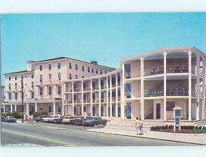 Pre-1980 HOTEL SCENE Cape May - Near Wildwood & Vineland New Jersey NJ AE1154