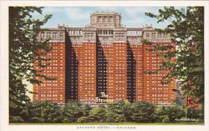 Illinois Chicago The Stevens Hotel