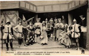 CPA ORLÉANS-Fetes du 500 Anniversaire de Jeanne d'Arc-Le vieil ORLÉANS (266114)