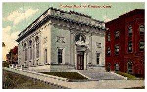 Connecticut Danbury , Savings bank