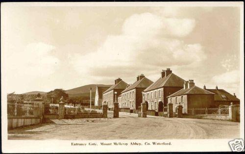 ireland CAPPOQUIN Waterford, Mt Melleray Abbey 30s RPPC