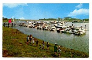 MA - Harwichport. Allen Harbor