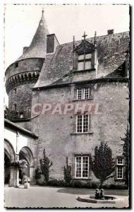 Postcard Old Boisy Pres Roanne Chateau De Jacques Coeur The Court & # 39Honne...