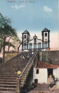 MADEIRA , Portugal , 00-10s : Igreja do Monte