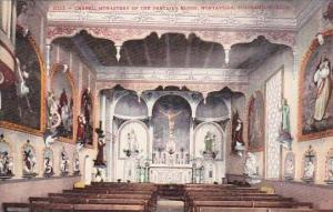Oregon Portland Chapel Monastery of the Precious Blood Montavilla