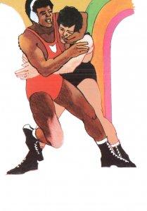 Olympics Wrestling BIN