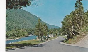 Big Intervale, Camping, Fishing & Picnicking Area, Cape Breton, Nova Scotia, ...