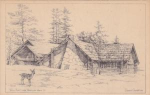 Yellow Point Lodge , VANCOUVER Island , B.C. , Canada , 1942 ; Edward Goodall...