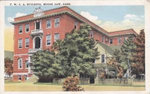 MOOSE JAW, Saskatchewan, Canada, 1900-1910´s; Y.W.C.A. Building