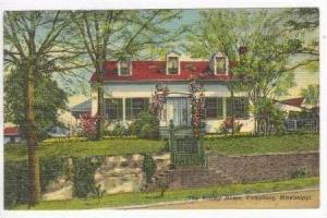 The Bodley Home, Vicksburg, Mississippi, 30-40s