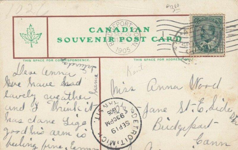 CHATHAM , Ontario , Canada , 1905 ; General Hospital