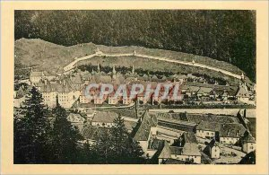 Old Postcard Monastery of the Grande Chartreuse Overview