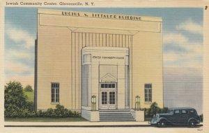 GLOVERSVILLE , New York , 30-40s ; Jewish Community Center