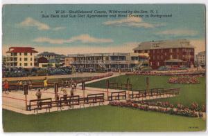 Shuffleboard, Wildwood-by-the-Sea, NJ