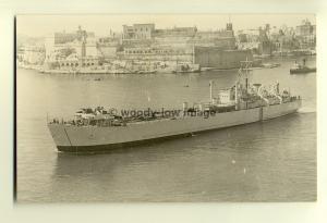na0720 - Royal Navy Warship - HMS Loboten - photograph