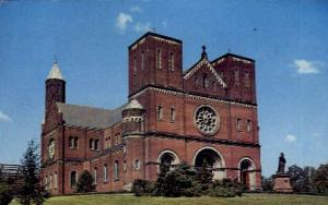 St. Vincent Arch Abbey Church Westmoreland County PA 1937