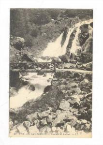 Cascade De Lutour, Environs De Cauterets (Hautes-Pyrénées), France, 1900-1910s