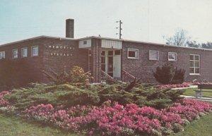 TRENTON, Ontario, Canada, 1940-60s; Memorial Library