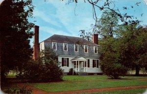 Virginia Yorktown The Moore House