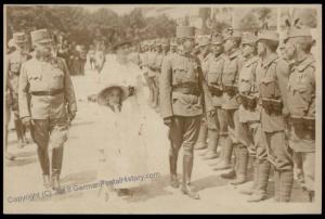 Austria WWI Hungary Kaiser Karl Franz Josef Successor Wife Zita Son Otto R 65693