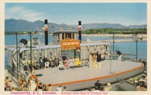 Kitsilano Show Boat, Kitsilano pool, VANCOUVER, British Columbia, Canada, 40-...